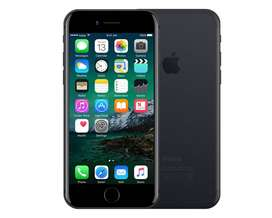 Se vende iPhone 7 de 128 Gb Jet Black (negro) Negociable