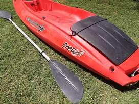 Kayak Kayaxion Free segunda mano  La Plata, Buenos Aires