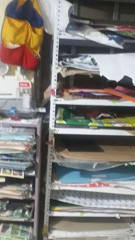 Remato Traspaso de mercaderia de LIBRERIA con   muebles por salud