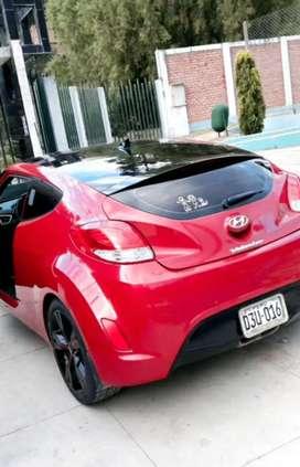 Se vende Hyundai veloster auto deportivo