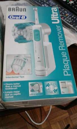 Cepillo dental electrico