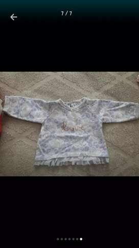 Ropa usada para nena de 9 a 12 meses