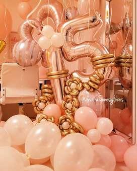 HAPPY BALL!!! Decoraciones