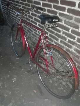 Vendo Bici con Dinamo Funcionando Perfec