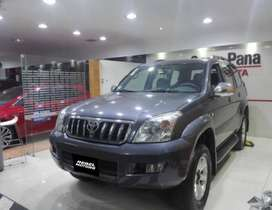558. TOYOTA PRADO LAND CRUISER