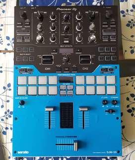 Mixer Pioneer S9 (mixer De Batalla) Serato, Rane