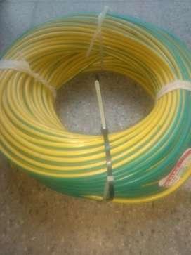 Cable Unipolar de 10 Mm Toma a Tierra