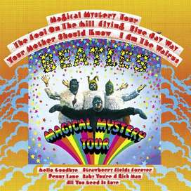 The Beatles Magical Mystery Tour Vinilo LP Acetato