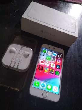 iPhone 6 s liberado completo en caja