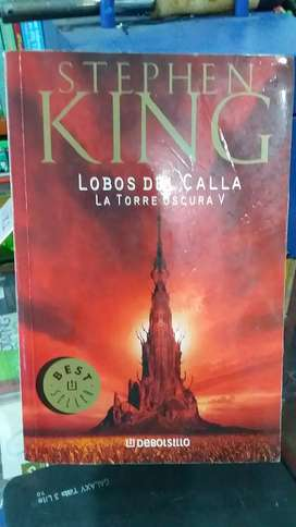 Lobos Del calla de Stephen King