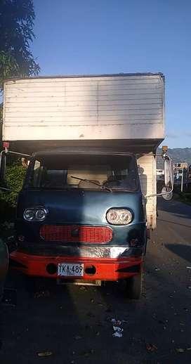 Vendo camión furgón Fiat