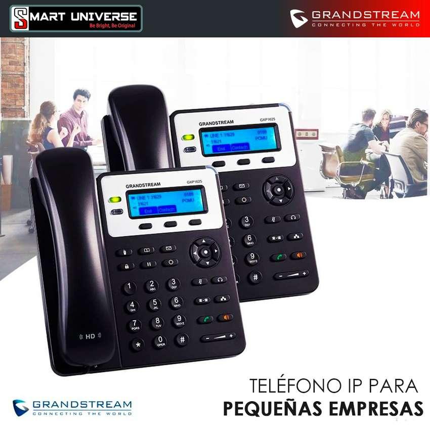 Teléfono Ip Grandstream Gxp1625 Hd 2 Lineas Ip Incluye Poe