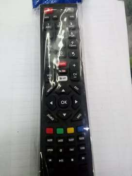 Control Remoto Televisor challenger led