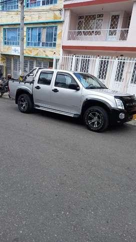 Vendo hermosa camioneta Chevrolet Luv dimax modelo 2011