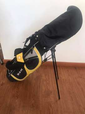 Vendo palos golf para niño