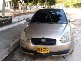 Hyundai visión 2009 buen estado listo para traspaso impuestos al día