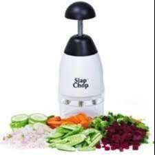 Picador De Alimentos Multiusos Slap Chop Herramienta Cocina