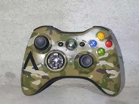Control de xbox 360 edicion especial militarizado