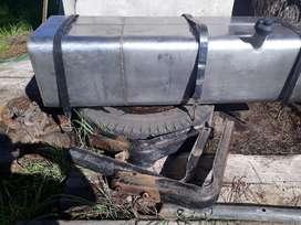 Tanque Gasoil de Acero Inoxidable