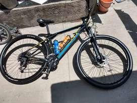 Yamaha más bicicleta GT 29 karakoram... Las dos se van juntas