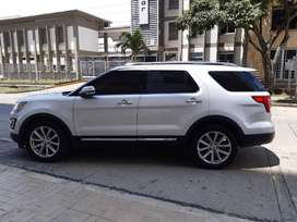 Camioneta Ford Explorer limited