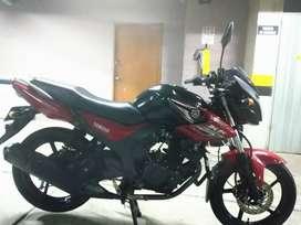 Yamaha SZ150RR mela