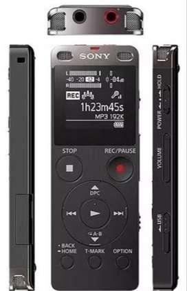 Grabadora Periodista Periodística Sony Icd-ux560f 4 GB Original.