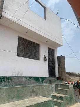 Vendo casa 2 pisos en las Flores parte Cerrito