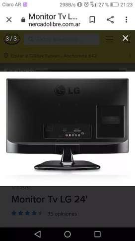 Monitor/TV 24 pulgadas