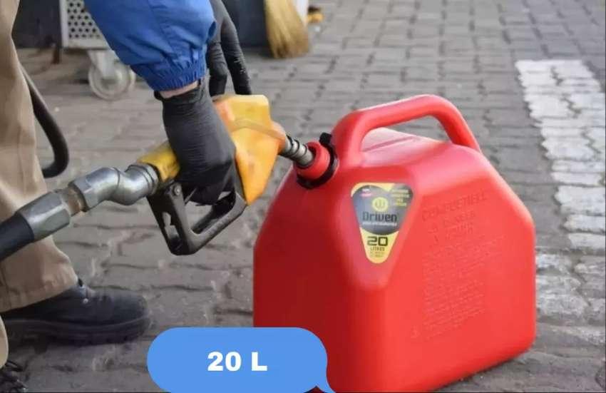 Bidon 20 L para Combustible Nuevo 0