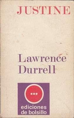 Libro: Justine, de Lawrence Durrell [novela de espionaje] 0