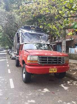 GANGA Camioneta Ford 150