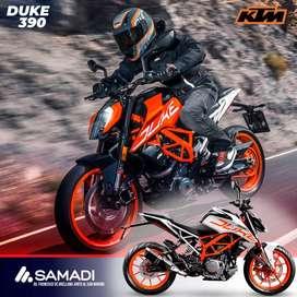 Moto KTM DUKE 390. Facilidades de pago