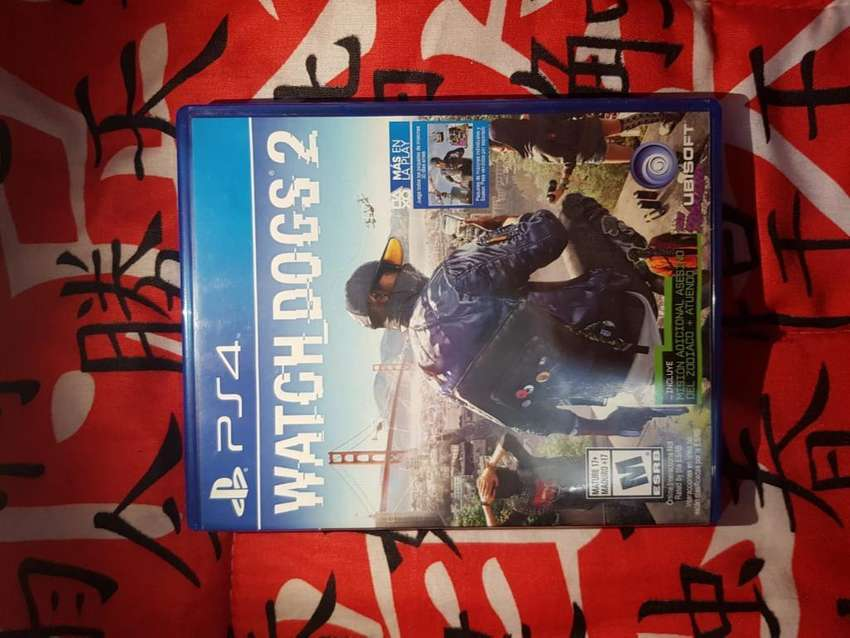 Watchdogs 2 Ps4 0
