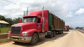 Tracto remolcador Inter 9200i $65,000