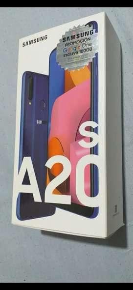 Samsung A 20S Nuevo