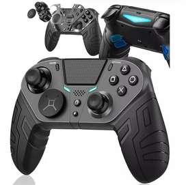 Control ps4 con botones traseros