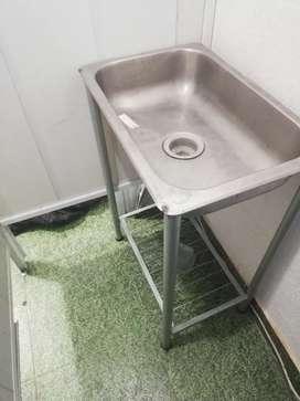 Lavaplatos con base