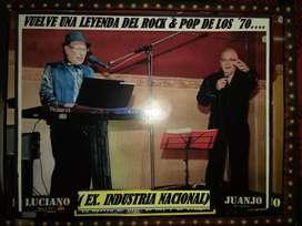 Show musical retro en vivo