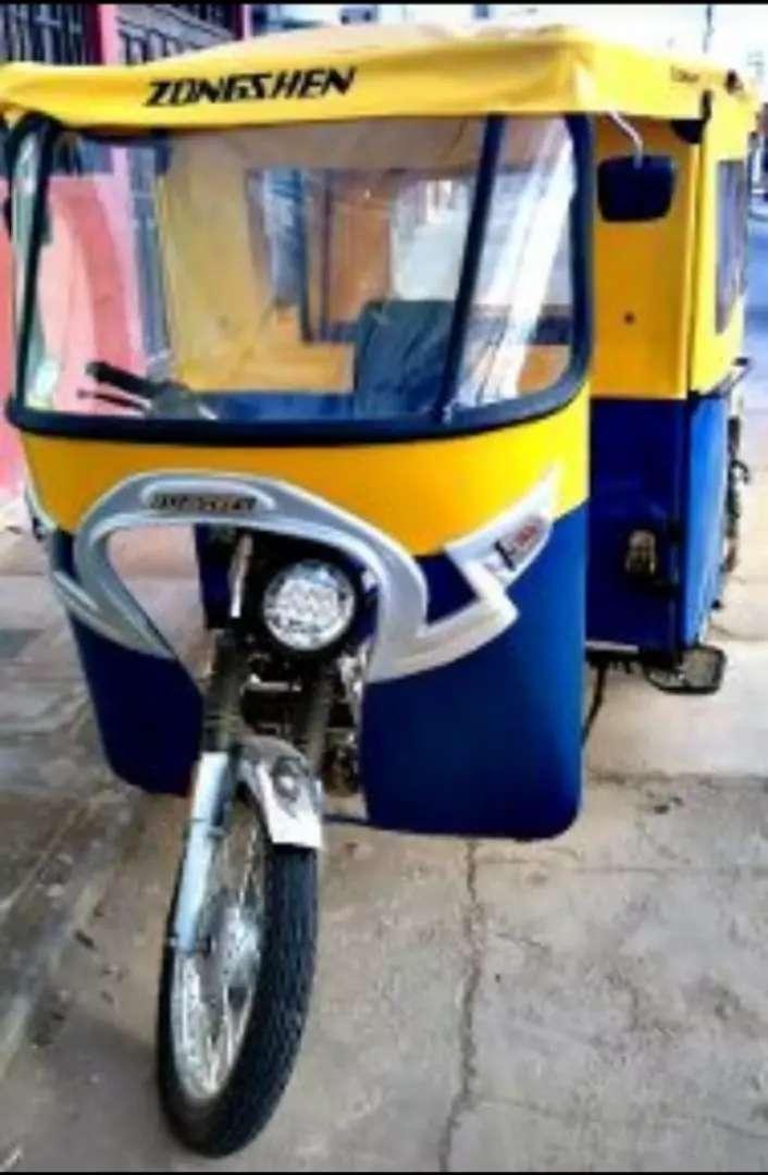 De ocacion venta de Mototaxi marca zongshen seminueva 0