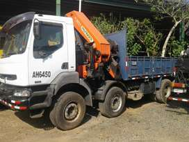 Camion #renault Modelo 33fv02a