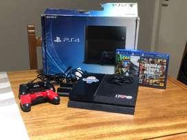 PS4 en buen estado