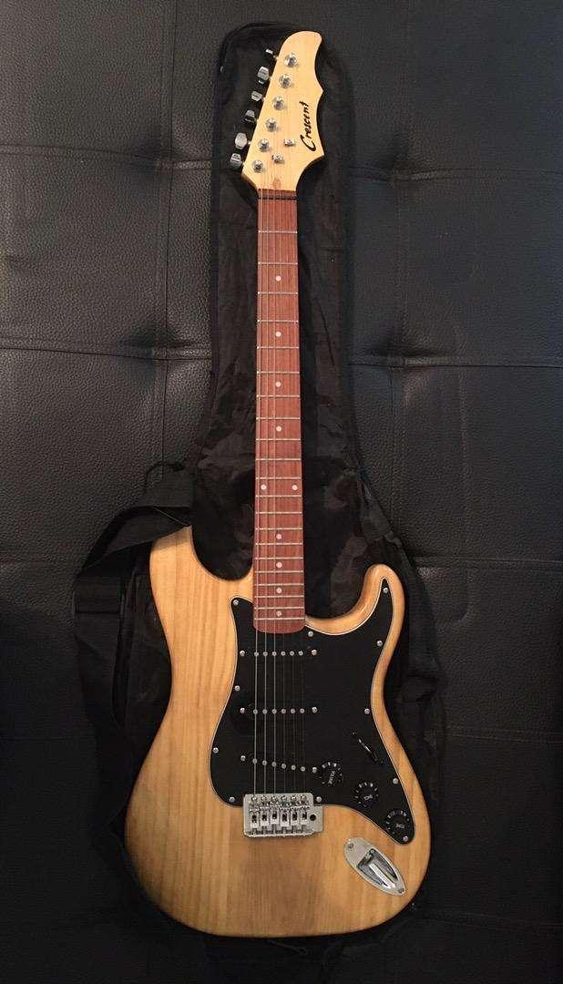 Vendo o cambio, guitarra electrica 0