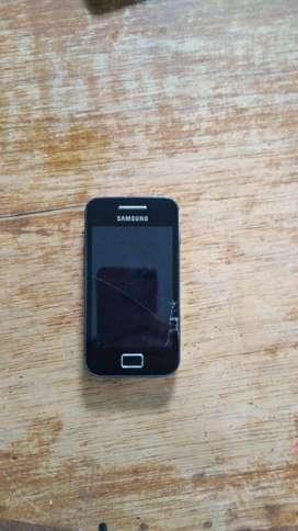 Vendo celular Samsung Ace para repuestos