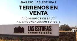 Loteo Las Estufas