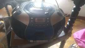 CD/cassette/Radio