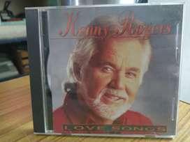 CD Kenny Rogers love songs