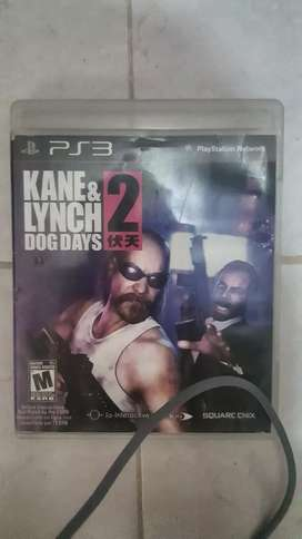 Kane Y Linch 2 Ps3
