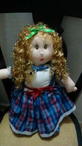 Muñecas Dr Trapo