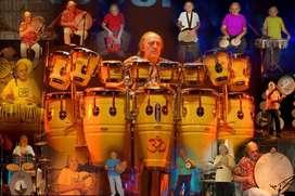 Curso de Percusión en Capital